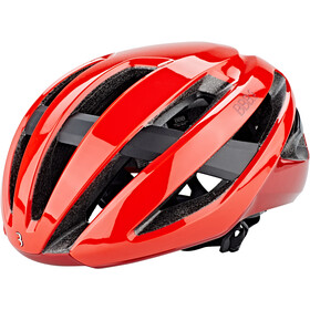 BBB Maestro BHE-09 Casco, gloss red